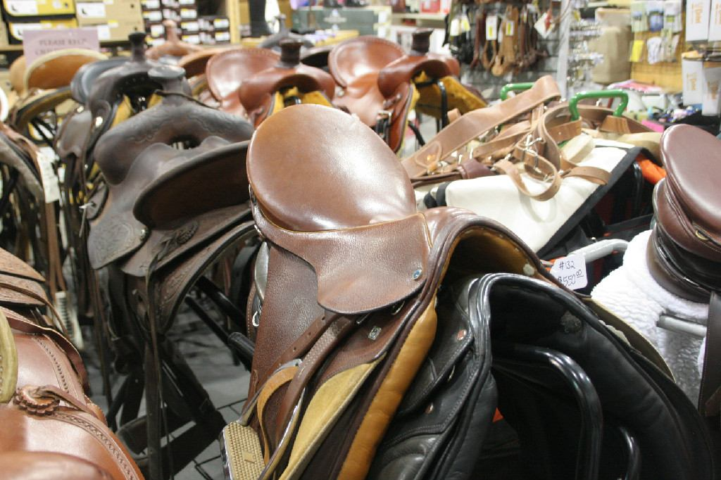 Wintec English Saddle
